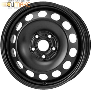 Magnetto (15005 AM) 6,0Jx15 5/112 ET47 d-57,1 Black WV Jetta