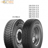 295/60 R22,5 Michelin X MULTI D 150/147 L