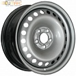 Евродиск (75J55X) 6,5Jx16H2 5/114,3 ET55 d-64 Silver Honda Civic, Accord (03-08)