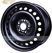 Magnetto (16009 AM) 6,5Jx16 5/108 ET50 d-63,3 Black Ford Focus III