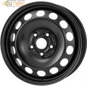 Magnetto (16006 AM) 6,5Jx16 5/112 ET50 d-57,1 Black WV Jetta