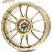 OZ Ultraleggera 8,0x18 5/100 ET48 d-68 Race Gold (W0171220576) d-S